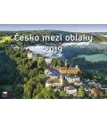 Nástěnný kalendář Česko mezi oblaky 2019