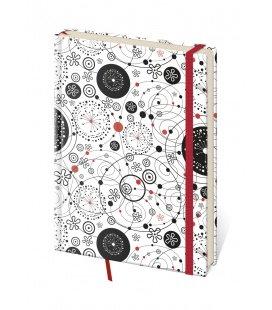 Zápisník Vario design 9 - linkovaný L 2019