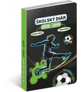 Diář školní Fotbal SK (september 2018 – december 2019) 2019