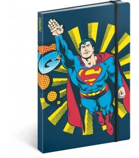 Notes A5 Superman – Bang linkovaný 2019