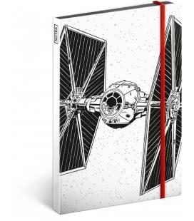 Notes A5 Star Wars – Tie linkovaný 2019