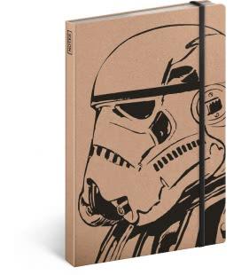 Notes A5 Star Wars – Kraft Clone linkovaný 2019