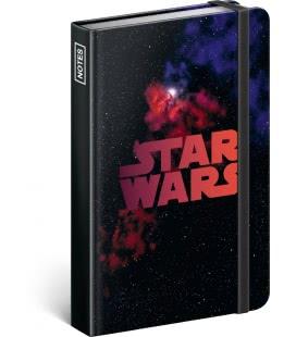 Notes kapesní Star Wars – Universe linkovaný 2019