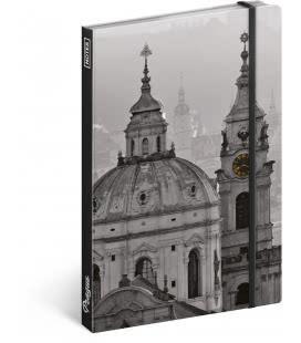 Notebook A5 Praha – Jakub Kasl, unlined 2019