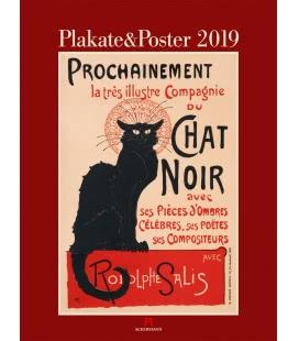 Nástěnný kalendář Plakáty / Plakate & Poster 2019
