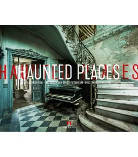 Nástěnný kalendář Prokletá místa / Haunted Places – Lost Places 2019