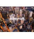 Nástěnný kalendář Metropole / Metropolis – Ackermann Gallery 2019