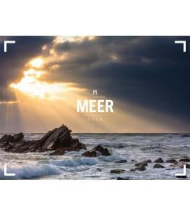 Nástěnný kalendář Moře / Meer – Ackermann Gallery 2019
