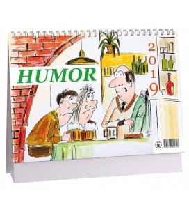 Stolní kalendář Humor, koření života 2019