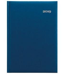 Daily Diary A5 Kronos modrý SK 2019