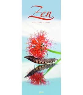 Nástěnný kalendář ZEN - Hildegard Morian 2019
