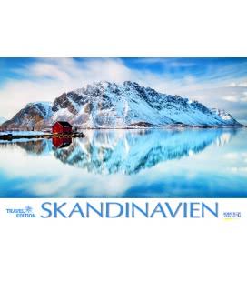 Wandkalender Skandinavien 2019
