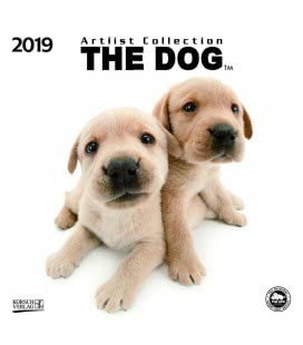 Wall calendar The Dog (BK) 2019