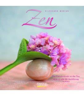 Nástěnný kalendář ZEN (BK) 2019