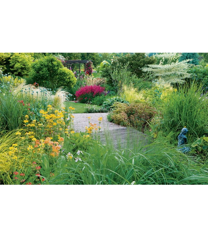 Wall calendar gardens 2015 for Gardening wall planner
