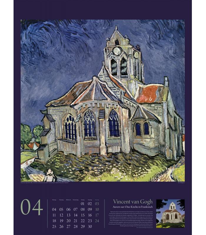 N Calendar Art History : Wall calendar art history