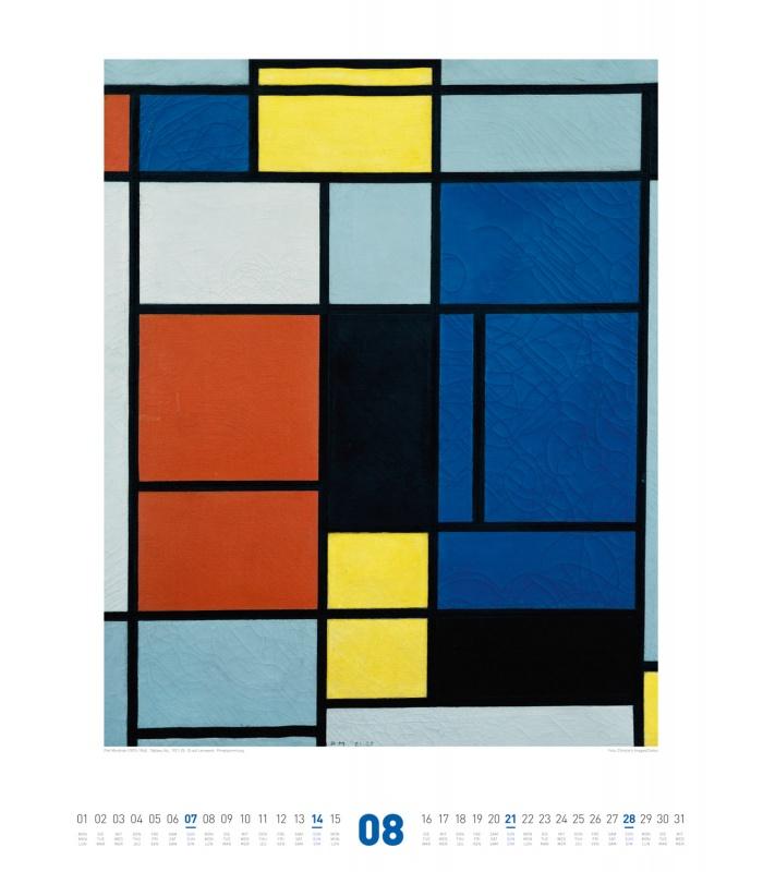 Art Gallery Calendar : Wall calendar art gallery