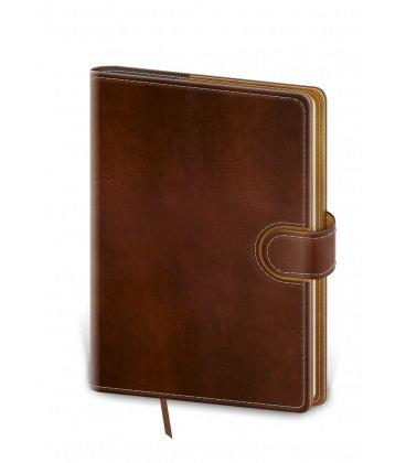 Notes - Zápisník Flip B6 tečkovaný 2018