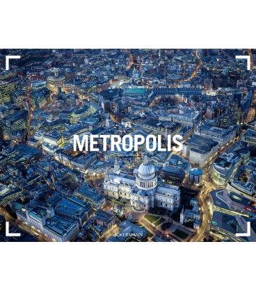 Nástěnný kalendář Metropole / Metropolis 2018
