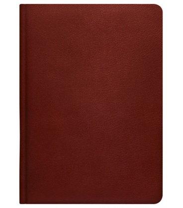 Notes A5 Carus hnědý čtverečkovaný 2018, objednávka od 1 ks