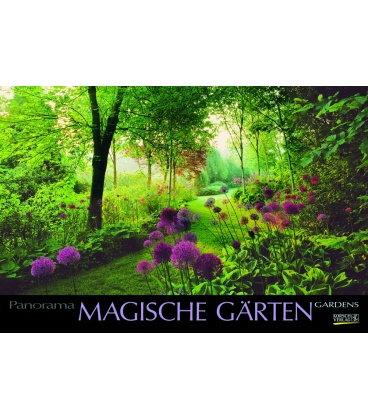 Wandkalender Magische Gärten 2018 Wandkalender Magische Gärten 2018