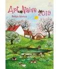 Wall calendar Art Naive 2019