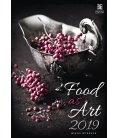 Nástěnný kalendář Food Art 2019
