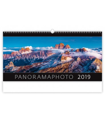 Wall calendar Panoramaphoto 2019