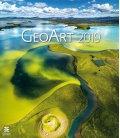 Nástěnný kalendář Geo Art 2019