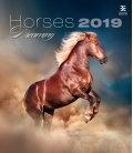 Wall calendar Horses Dreaming 2019