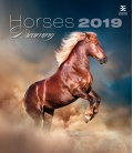 Wandkalender Horses Dreaming 2019