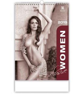 Wall calendar Women Exclusive 2019
