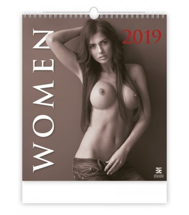 Wall calendar Women 2019