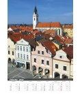 Wall calendar Česká republika/Czech Republic/Tschechische Republik 2019