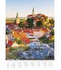 Wall calendar Morava/Moravia/Mähren 2019