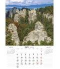 Wall calendar České hory 2019