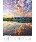 Wall calendar Řeka čaruje 2019