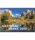 Wall calendar National Parks 2019