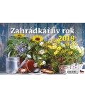 Stolní kalendář Záhradkářův rok 2019