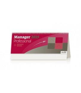 Stolní kalendář Manager Professional 2019