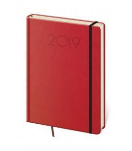 Tagebuch - Terminplaner A5 New Praga 2019