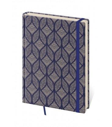 Notepad - Zápisník Vario design 4 - lined L 2019