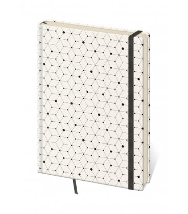 Zápisník Vario design 5 - linkovaný L 2019