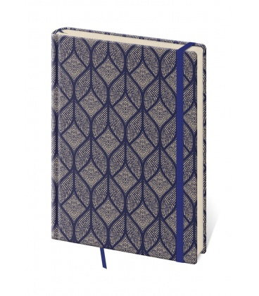 Notepad - Zápisník Vario design 4 - dotted L 2019