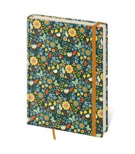 Notepad - Zápisník Vario design 6 - dotted L 2019