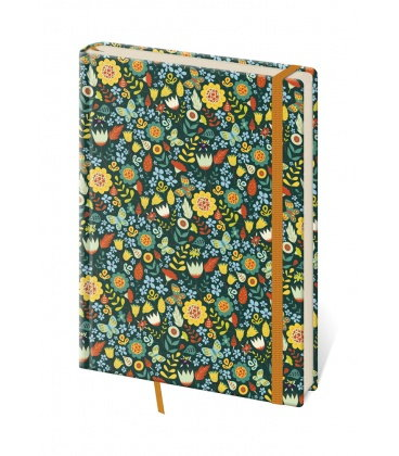 Notepad - Zápisník Vario design 6 - dotted M 2019