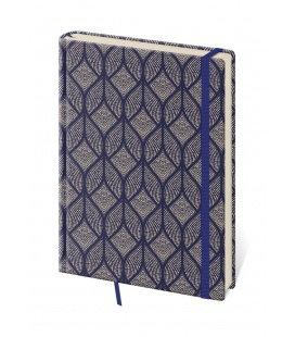 Notepad - Zápisník Vario design 4 - lined S 2019