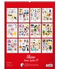Nástěnný kalendář Collections – Kateřina Kynclová 2019
