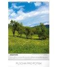 Nástěnný kalendář Národné parky Slovenska SK 2019