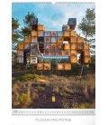 Nástěnný kalendář Renders – Filip Hodas 2019